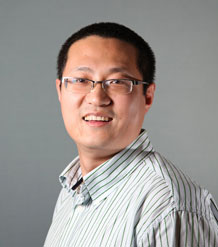 Professor Jeff Jia