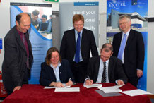 Xfi centre at the University of Exeter has been designated an SII Centre of Excellence